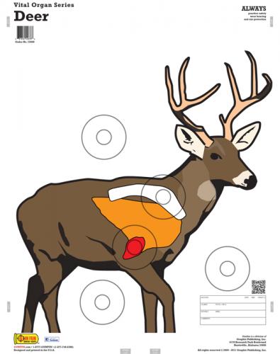 Animals w vital organs 10 pack gunfun shooting targets animals w vital organs 10 pack ccuart Image collections